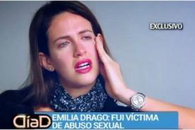 Emilia Drago cuenta todo sobre el abuso sexual que sufrió - VIDEO