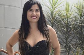 ¿Daniela Cillóniz sufrió este maltrato en América Televisión?