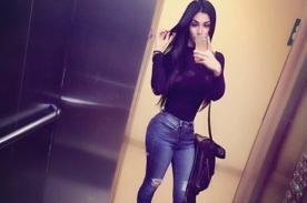 Instagram: Andrea Cifuentes lucía así en lencería muchos años atrás - FOTO