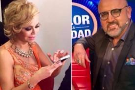 ¿Gisela Valcárcel se burló de Beto Ortiz?
