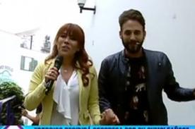 Peluchín recibe tremenda sorpresa en Latina por su cumpleaños - VIDEO