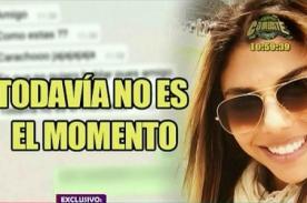 ¿Alondra García Miró contará toda su verdad sobre el fin de su relación con Paolo Guerrero?