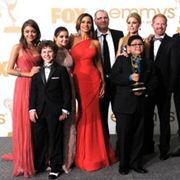 Modern Family arrasó con cinco premios en los Emmy Awards