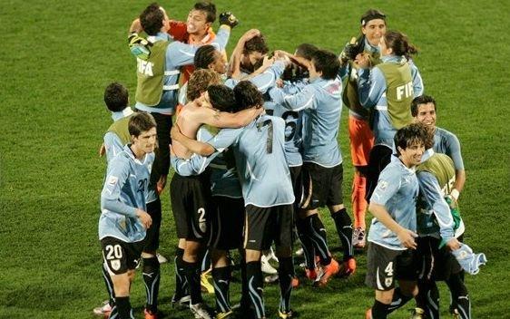 Uruguay vs Corea del Sur: Goles del partido