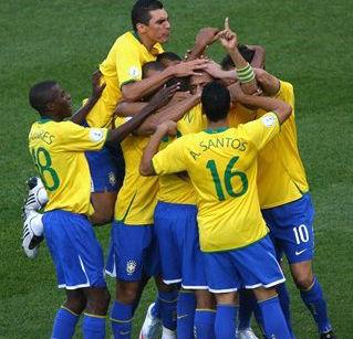 Brasil jugará amistoso con Egipto y Gabón en noviembre