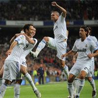 Mira el saludo navideño del Real Madrid