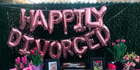 Fiesta de divorcio es la nueva tendencia y mujeres festejan su soltería
