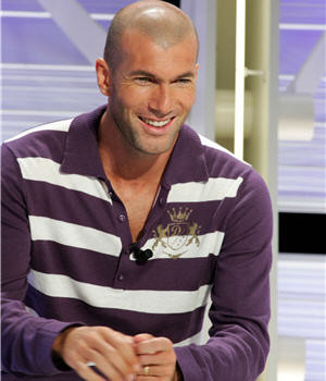 Zinedine Zidane cree que Argentina es favorita para ganar el Mundial Sudáfrica 2010