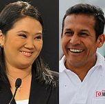Flash Electoral: Apoyo da a Ollanta 52.6% y a Keiko 47.4% en resultados a boca de urna