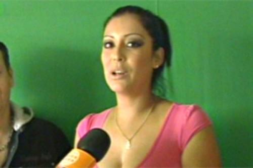 Karla Tarazona espera reconciliarse con Leonard León en San Valentín