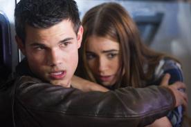 Taylor Lautner: Lily Collins será una estrella masiva