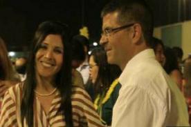 Javier Carmona le propuso matrimonio a Tula Rodríguez en un crucero