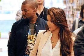 Kim Kardashian estaría tomando las riendas de su relación con Kanye West