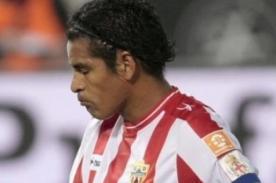 Fútbol Español: Santiago Acasiete no seguirá en el Almería