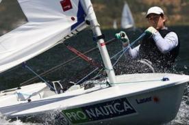 Peruana Paloma Schmidt sigue en competencia en las Olimpiadas 2012