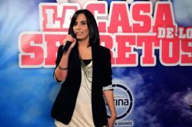 Carla García sobre la conducción: Mi papá está más sorprendido que yo
