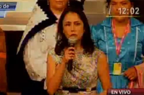 Mistura 2012 queda inaugurada con palabras de Nadine Heredia