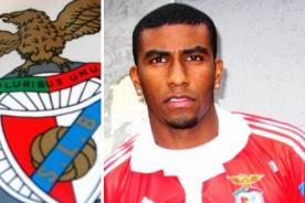 Fútbol peruano: Carlos Ascues debutó en el Benfica B de Portugal