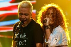 Yo Soy: James Hetfield y Robert Plant peruanos conquistaron set - Video