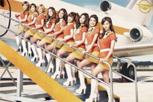 Girls Generation acusadas de plagio por fotos promocionales