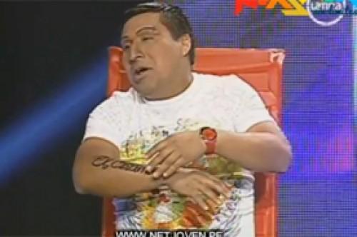 El valor de la verdura: Luisito Caucho se confesó con Beto Tortis (Video)