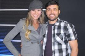 Anna Carina y Diego Dibós lanzan disco navideño