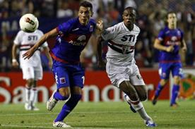 Sao Paulo vs Tigre (2-0) en vivo por Fox Sports - Final Copa Sudamericana 2012
