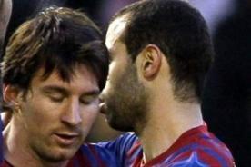 Javier Mascherano: 'Messi es un asesino futbolístico, colecciona víctimas'