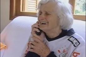 Video: Madre de 'Tite' lloró al ver final del Mundial de Clubes 2012