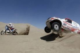 Dakar 2013 en vivo: Quinta etapa Arequipa-Arica – Minuto a Minuto