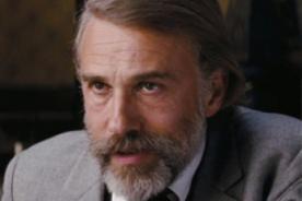 Oscar 2013: Christoph Waltz es elegido Mejor Actor de Reparto