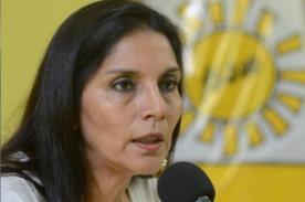 Patricia Juarez: Esperaremos los resultados oficiales - Revocatoria 2013