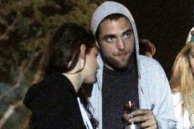 Robert Pattinson y Kristen Stewart juntos en Coachella