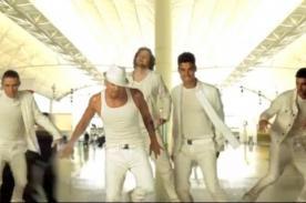 The Wanted parodia a N Sync y The Backstreet Boys en su nuevo videoclip