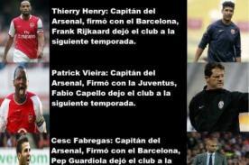 Conoce la maldición 'saca técnicos' de los capitanes del Arsenal