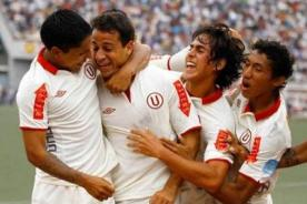 Descentralizado 2013: Goles del Universitario vs San Martín (2-0) - Video