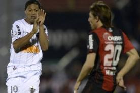 Resultado del partido Atlético Mineiro vs Newell's 2-0 (3-2) - Copa Libertadores 2013