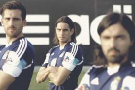 Video: Making Of de la camiseta alterna Adidas de Sporting Cristal 2013
