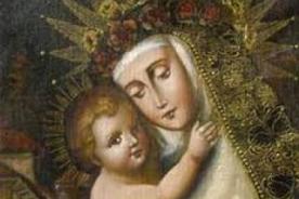 Milagros de Santa Rosa de Lima: El matrimonio místico con Jesús