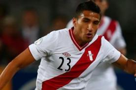 Julio César Uribe: Josepmir Ballón aportará mucho a la selección peruana