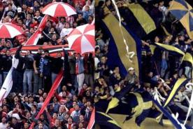 Superclásico de River Plate y Boca Juniors se jugará sin barra visitante