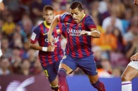 Barcelona: Alexis Sánchez está en la mira del Manchester United