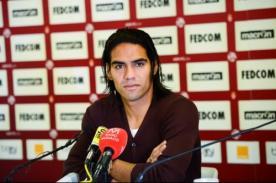 Falcao: No me parece oportuno hablar del posible interés del Real Madrid