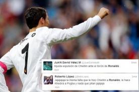 Real Madrid vs Juventus: Polémica en Twitter por codazo a Cristiano Ronaldo