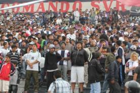 Alianza Lima: El Comando Sur celebra su aniversario número 27