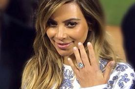 Kim Kardashian: Los dos grandes ausentes en la propuesta matrimonial