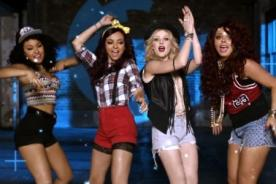 Integrantes de Little Mix serán las damas de honor de Perrie Edwards