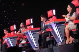 'La voz Perú' triunfa en rating tras los conciertos en vivo