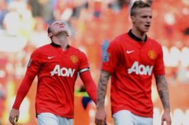 Manchester United cayó 1-0 sumó su cuarto partido consecutivo sin ganar