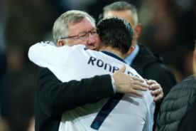 Cristiano Ronaldo a Alex Ferguson: Fuiste como un padre para mí - Video
